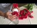DIY Valentine's Centerpiece