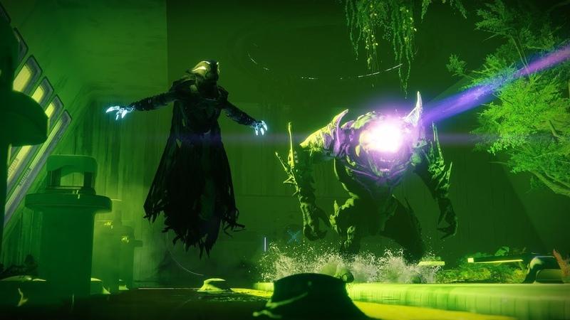 Destiny 2 Контракт у Паука Призыватель волны смерти