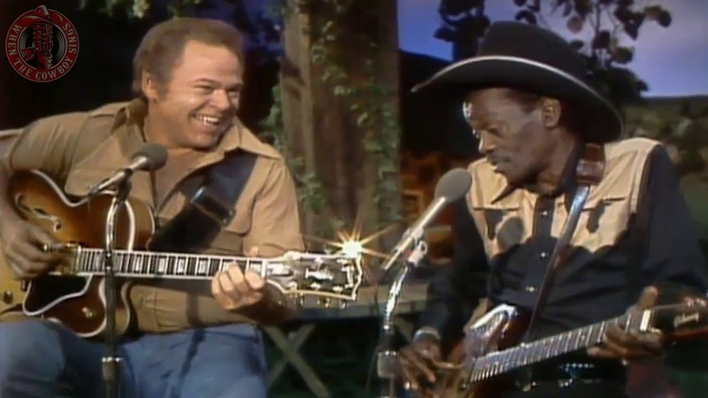 """Roy clark And Clarence """"Gatemouth"""" Brown - Going Down The Road Feeling Bad"""