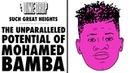 The Unparalleled Potential of Mo Bamba Player Breakdown Scouting Reel