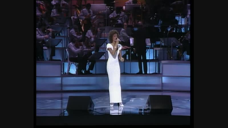 Whitney Houston - One Moment In Time (Live)