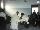 植芝盛平 85歳 生涯最後の演武 合気会本部道場 Ueshiba Morihei The Last Enbu Master of Aiki