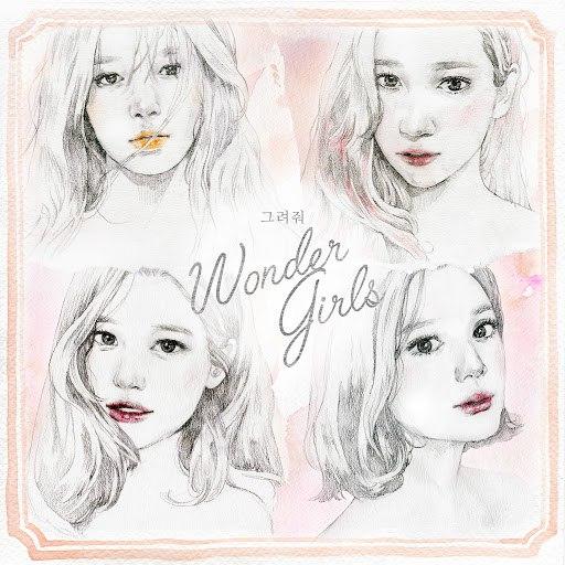 Wonder Girls альбом 그려줘 DRAW ME