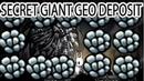 Hidden secret largest geo deposit ever in Hollow knight