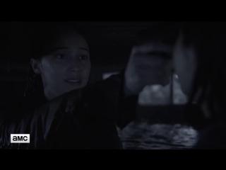 FearTWD S04E10 Clip Alicia and Charlie