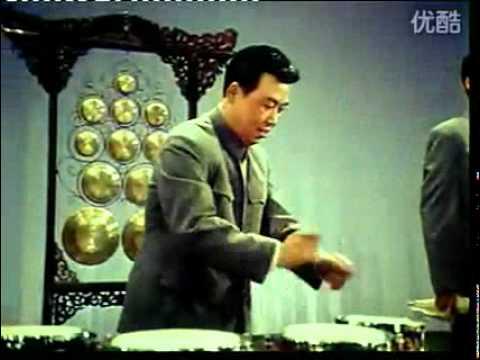 渔舟凯歌(刘汉林, 钱小毛领奏)Chinese PercussionFishermen's Triumphant