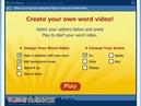 Word Videos - VocabularySpellingCity Games