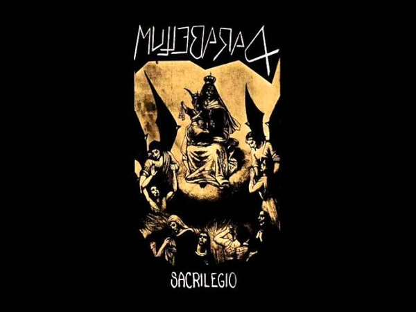 PARABELLUM Madre Muerte 1984 First Raw Metal Band REMASTERED