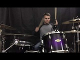 Chris Daughtry - Long Way (drum cover)