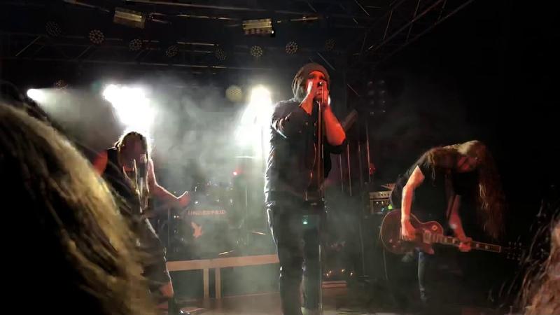 End Of Green - Carpathian Gravedancer (Live in Rechberghausen @TV Halle, 17.11.2018)