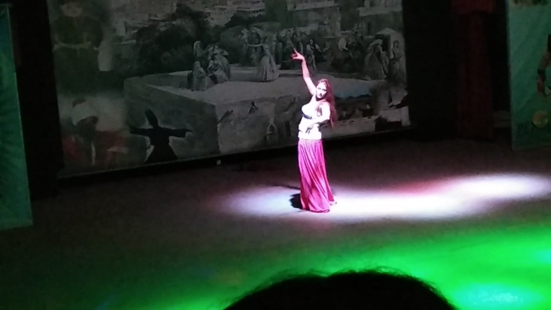 Турция.Танец живота