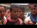 Возвращение героя боя в Бейде домой в Дамар.