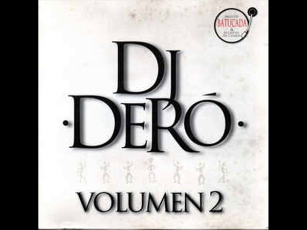 Dj Dero – Batucada Nº1 (Cabua-le-le) = 1993