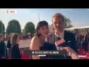 Катрина Балф и Сэм Хьюэн - интервью на BAFTA TV для Xposé rus sub