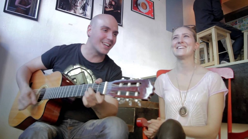 Pickup Arts - Everything Burns (Anastacia feat. Bend Moody) Acoustic Cover