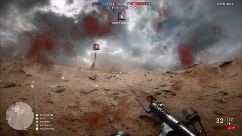 Battlefield 1 - That was so close!