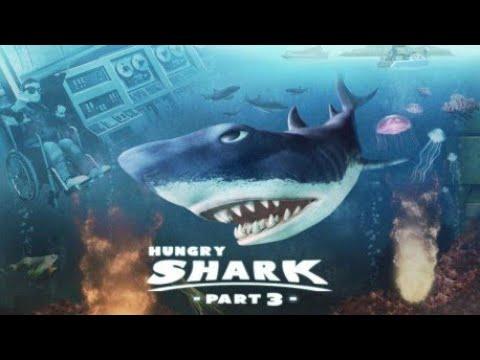 😮Игра про акулу,о которой вы точно не знали!🦈Hungry shark part 3!