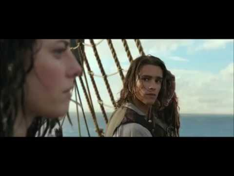 Pirates of the Caribbean 5: Carina Barbossa