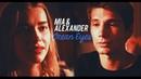Mia Alexander Ocean Eyes (DRUCK/SKAM Germany)