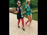 Ибица Филипп Киркоров и Николай Басков в исполнении Марина Федункив, Катя Варнава и Evgeny Borodenko