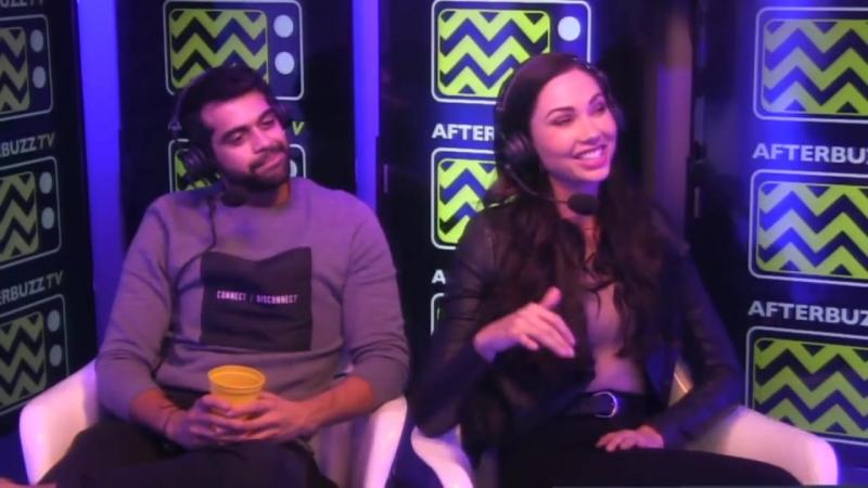 02 октября 2018 ›› Интервью Джессики Грин и Ананд Десаи-Барочиа для «AfterBuzz TV»