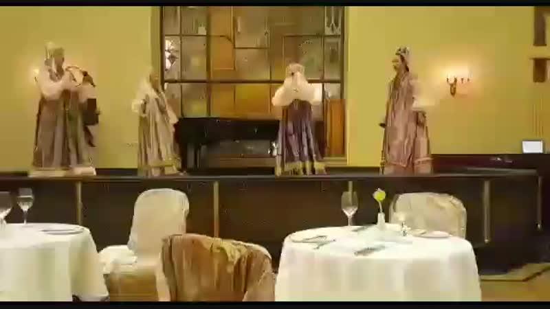 Отель Метрополь, концерт для иностранных гостей