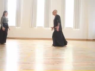 taisabaki - aikido - dance (master Manuel galrinho ) Manuel galrinho.mp4