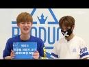 SPECIAL   170419   Миссия Скрытая коробка   Трейни HF Music Company — Чо Ёнгын, трейни Квонхёб @ Produce 101 Season 2