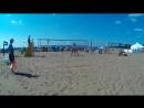 Beach volley Russia Solnechnoe 2018 M 15 Bronze medal match Andrianov-Safonov and Samoday-Myskiv