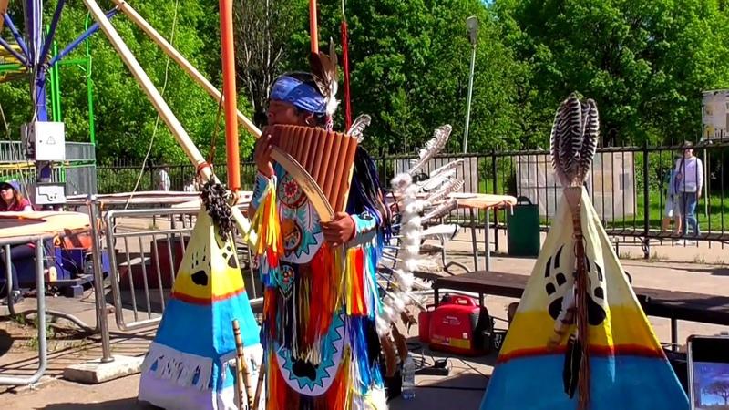 Pastor Solitaro Музыка индейцев Pakari