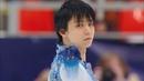 2018 CoR SP Otoñal Yuzuru Hanyu