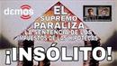SUPREMO INSÓLITO: El detritus postmoderno de la educación y la justicia | Demos TV