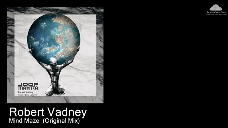 JM 129 Robert Vadney - Mind Maze (Original Mix) [Various]