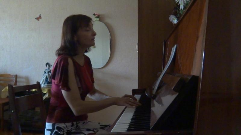Наталья Страпачук-Цереня - Очарована, околдована… (Михаил Звездинский)