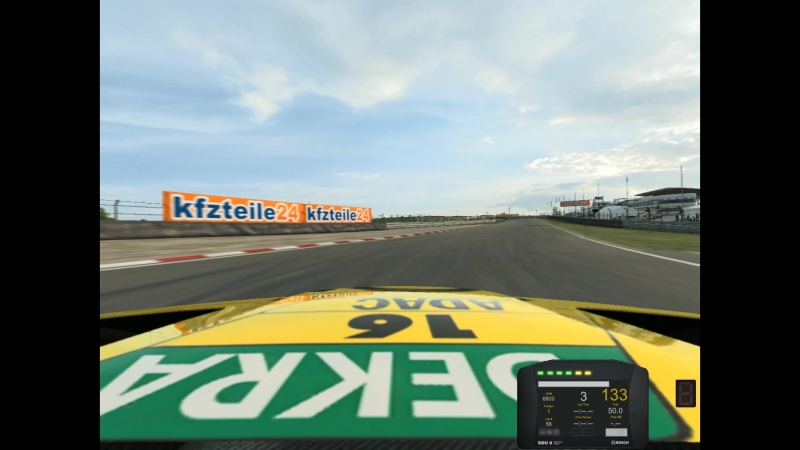 1.2) 27.06.17  RRRE: Competition. BMW M4 DTM 2016 (Zandvoort (NED)