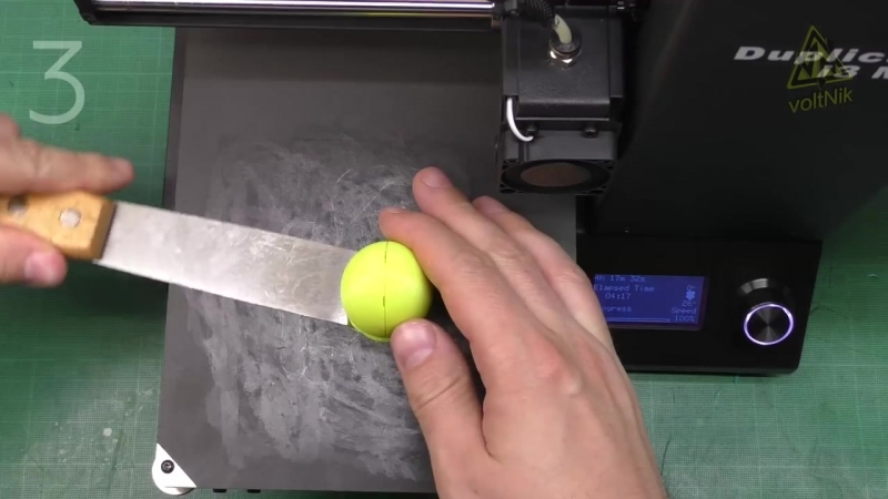 [voltNik] 5 КРУТЫХ ВЕЩЕЙ НА 3D ПРИНТЕРЕ WANHAO DUPLICATOR I3 MINI