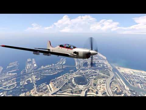 BEAUTIFUL FLIGHT (GTA V MACHINIMA)