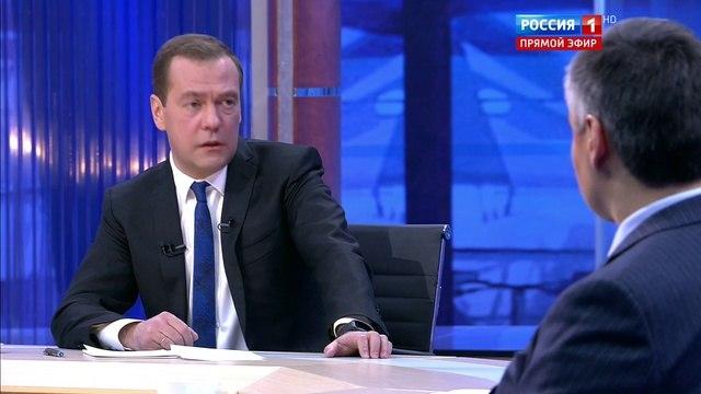 Новости на «Россия 24» • Российский премьер обвинил американцев в деградации отношений