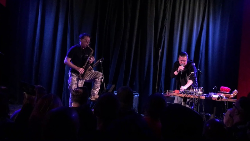 Mike Patton John Zorn special guest Trey Spruance LIVE 03 25 2018 at The Chapel San Francisco