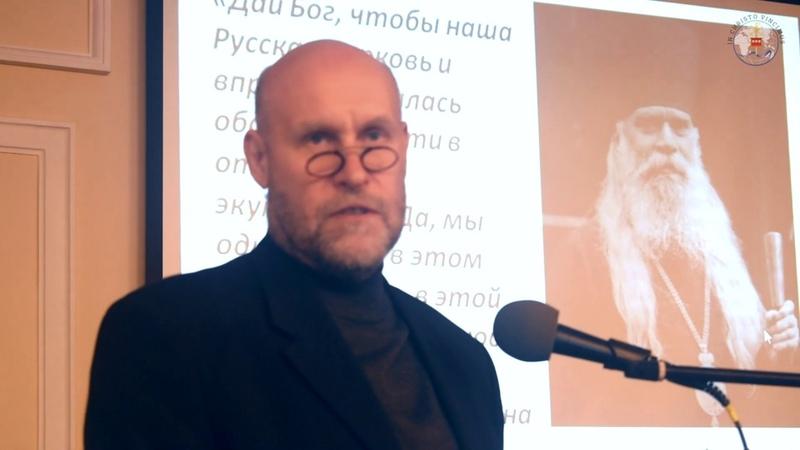 Фёдор Шелов-Коведяев. Про хитрых греков, церковное сектантство и русский народ