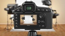Как получить белый фон при съемке в фотостудии если его там нет. Уроки фотосъемки для начинающих.