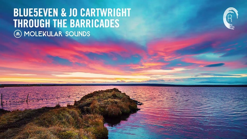 Blue5even Jo Cartwright - Through The Barricades (Extended Mix)