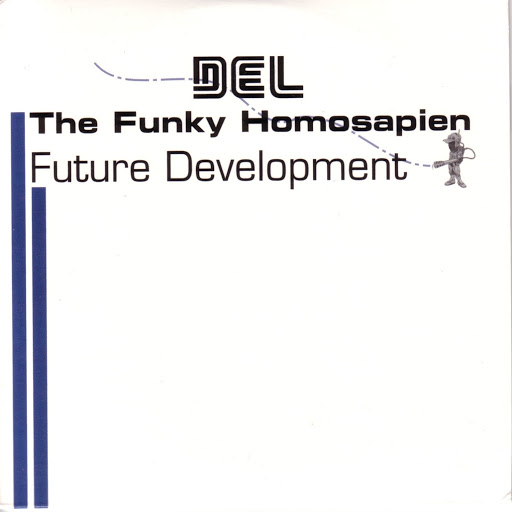 Del Tha Funkee Homosapien альбом Future Development