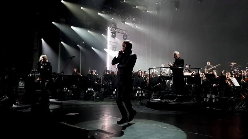 Би-2 - Виски. Концерт с симфоническим оркестром 18.05.2018 гг. Крокус Сити холл.