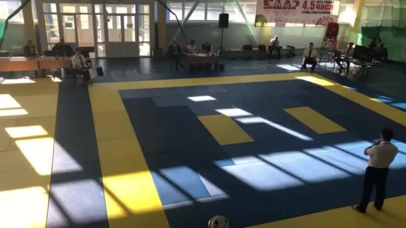 Чемпионат и Первенство Приморского Края по KUDO полуфинал(1)