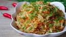 Капуста По-Деревенски – и Мяса Не Надо, Так Вкусно! Cabbage According to Rustic!