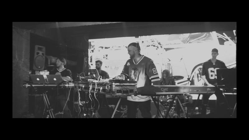 PROBASS ∆ HARDI - We Takin Over (Live) CROWBAR Club