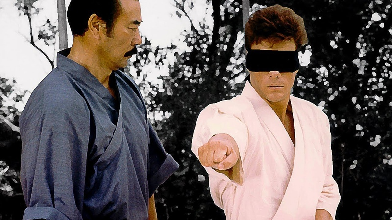Тренировка Жан-Клода Ван Дамма (Фрэнк Дюкс) | Training Jean-Claude Van Damme (Frank Dux)