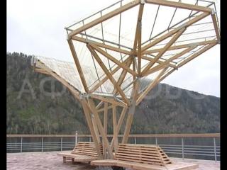 Проект реконструкции набережной в Дивногорске вышел в финал федерального конкурса
