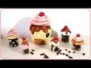❣DIY Giant Cupcake Fairy House Jar❣